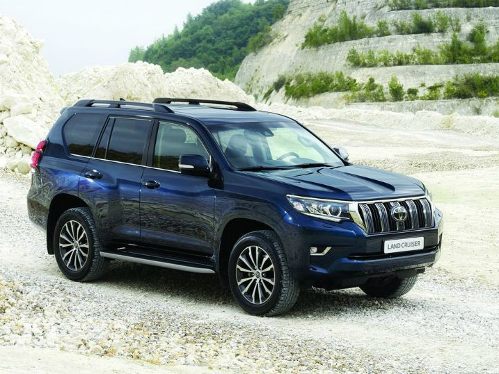 Land Cruiser Prado Facelift launched in India