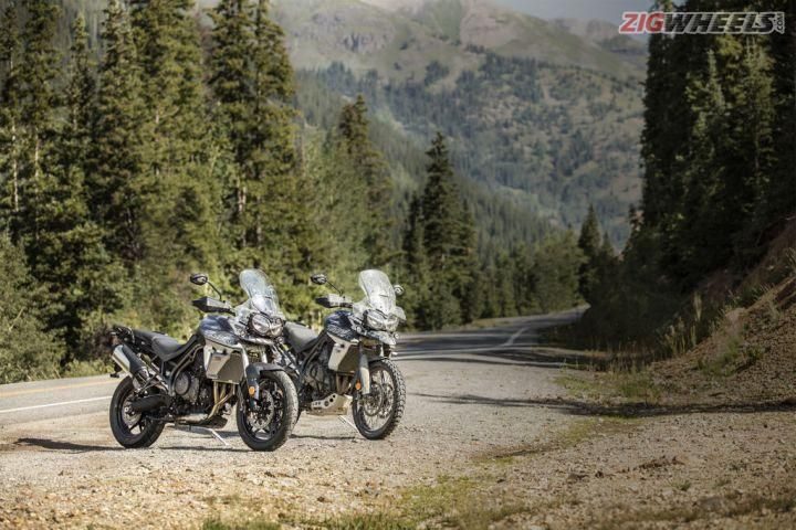 2018 Triumph Tiger 800 launched