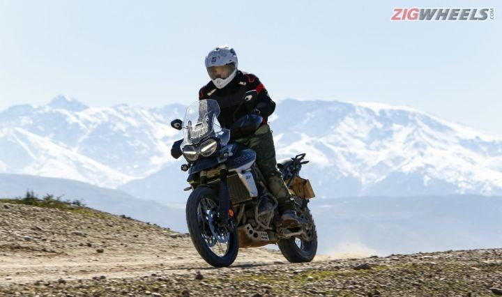 Triumph To Launch 2018 Tiger 800 On March 21