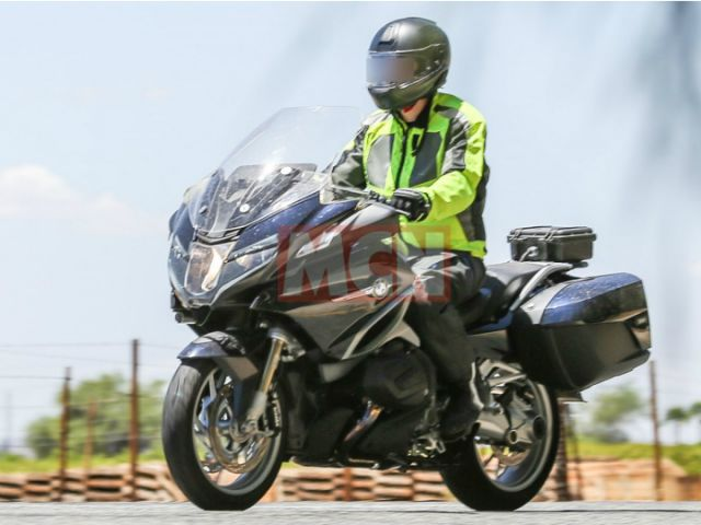 New Bmw R1200rt In The Works Zigwheels