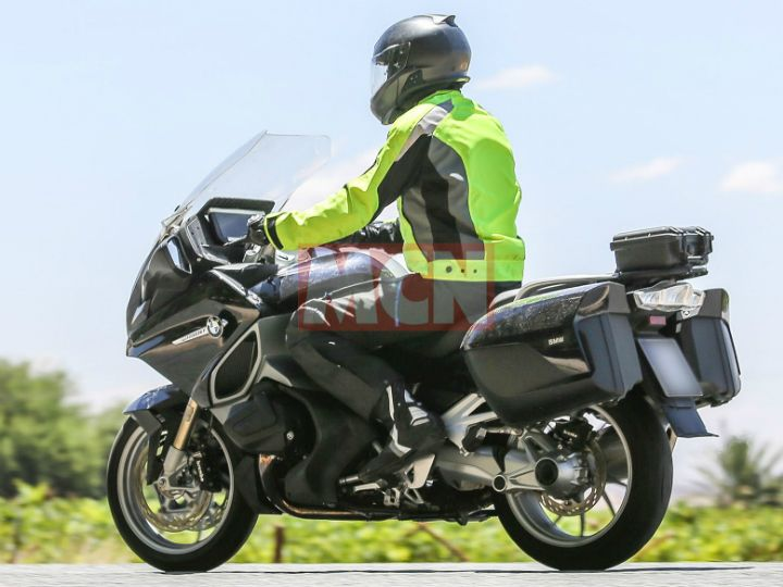 New BMW R1200RT In The Works?