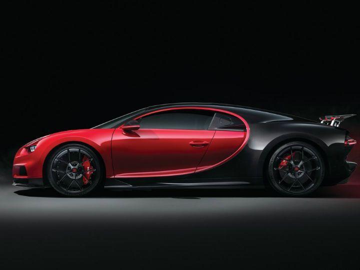 Bugatti Chiron Sport Unveiled: Geneva Motor Show 2018
