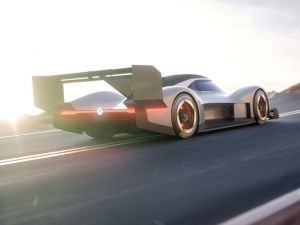 Volkswagen I.D. R Pikes Peak Is A Gamer's Fantasy Come Alive