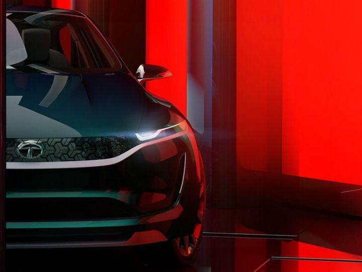 Tata E Vision Electric Sedan Breaks Cover Geneva Motor Show 2018