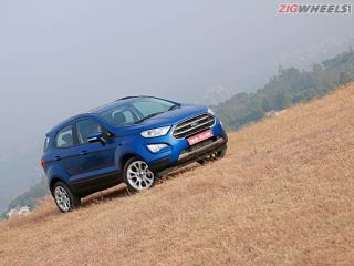 Ford EcoSport Titanium+ Petrol Manual Launched At Rs 10.47 Lakh