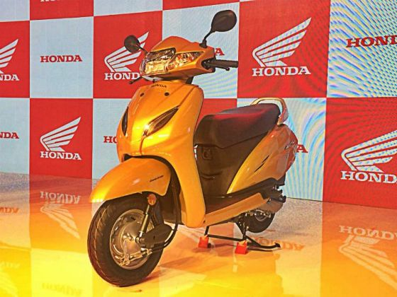 Honda Activa 5G Launched