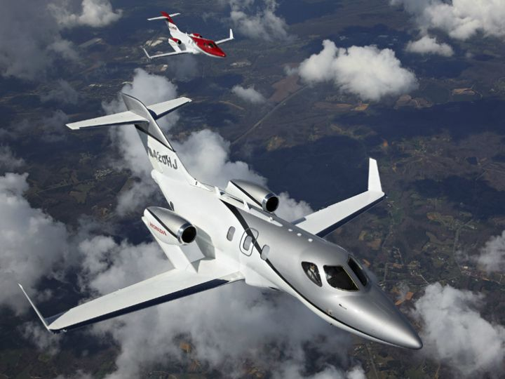 Honda HA-420 HondaJet India