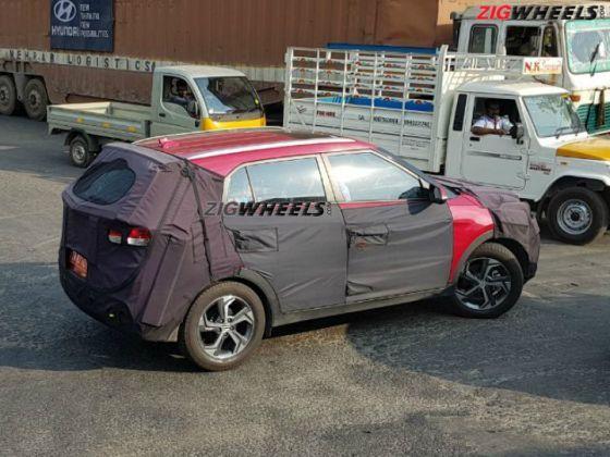 2018 Hyundai Creta To Get A Sunroof