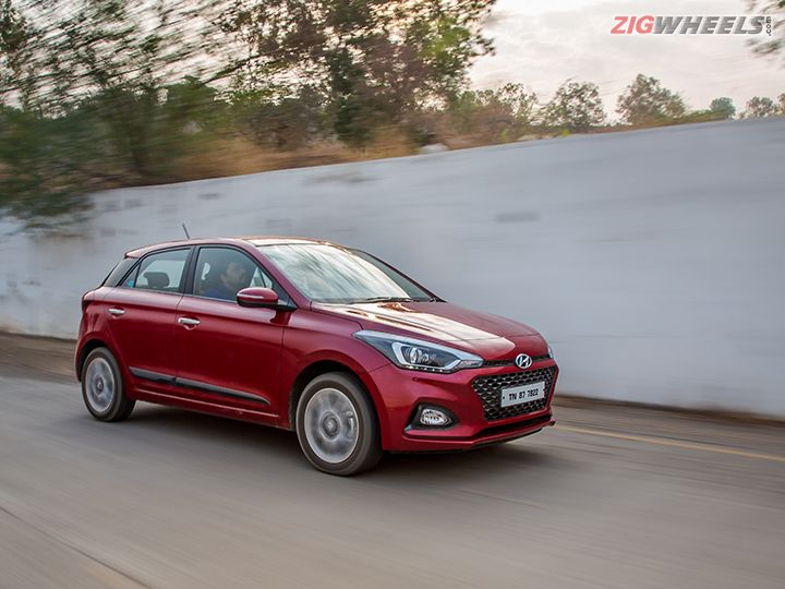2018 Hyundai Elite I20 Review The 5 Big Differences Zigwheels