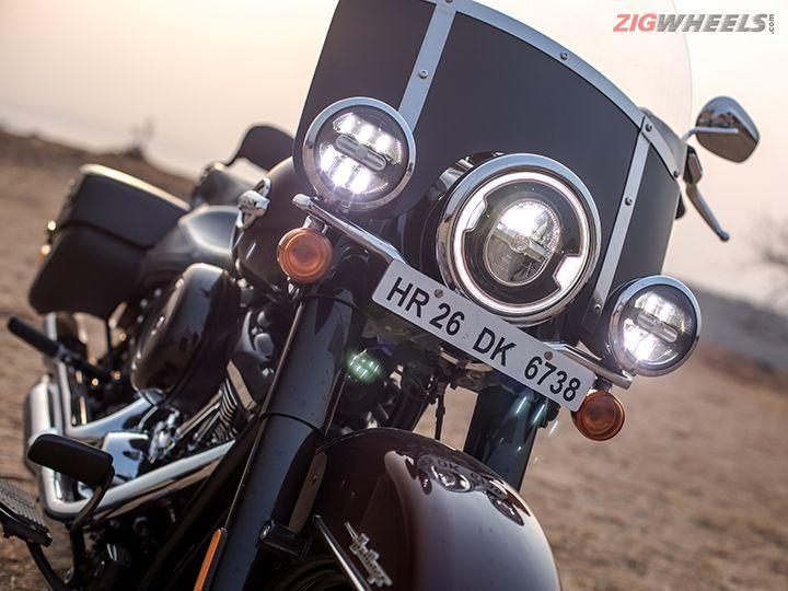 Harley-Davidson Heritage Softail Classic
