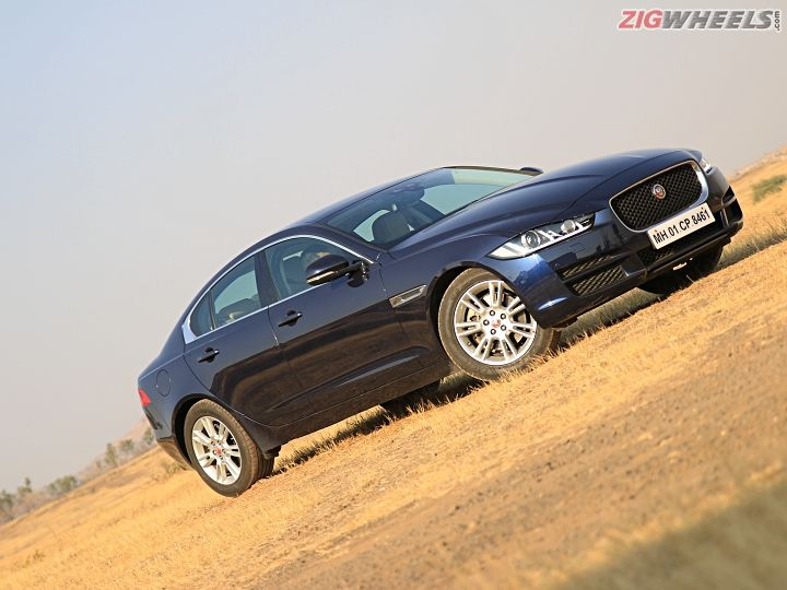 Jaguar has added two new variants of the 2.0-litre, 4-cylinder, turbocharged Ingenium engines to the XE and XF sedan lineup in India. This comes more than a year after the XE, XF and F-Pace were fitted with the same engine developing a whopping 300PS of power in the UK. The two variants of the engine on offer in India will be available in two states of tune.  The Pure and Prestige variants of the XE and the Prestige variant of the XF will be powered by the 2.0-litre Ingenium engine in its 200PS @ 4500-6000rpm and 320Nm @ 1500-6000rpm tune. Meanwhile, the top-of-the-line Portfolio variant of both the sedans will be powered by the 2.0-litre Ingenium engine in its 250PS @ 5500rpm and 365Nm @ 1500rpm tune. The engines will be paired to the familiar 8-speed, ZF-sourced automatic transmission.  The petrol engine should suit the dynamic design of both the cars and give them that sporty feeling that the diesel variants couldn't achieve. The claimed performance figures are certainly better (in the XE Pure trim, the petrol is 0.7 seconds faster than the diesel in a 0-100kmph run). Of course, being an Ingenium engine, the focus is also on lower emissions and higher fuel efficiency. Jaguar has not revealed the figures but the new Ingenium motors, with their lighter all-aluminium build, better thermal  efficiency, low-lag twin-scroll turbocharger and optimised combustion, should fare better than its immediate rivals.  Adding the new petrol engine has made the XE more affordable than before, with the XE Pure being priced at Rs 35.99 lakh (ex-showroom) as compared to Rs 45.76 lakh for the XE Pure diesel. The XF Prestige variant, on the other hand, is priced at Rs 49.80 lakh (ex-showroom).