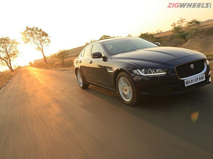jaguar xe 20d: road test review - zigwheels