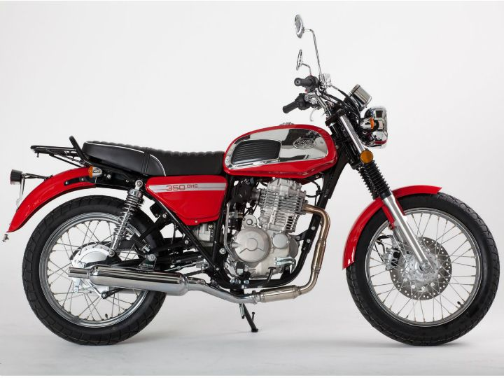 Mahindra To Start Production Of JAWA And BSA Bikes Soon