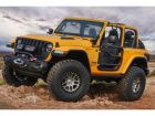 Jeep Reveals Off-Road Concepts For Easter Safari