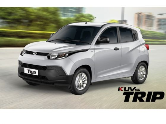 Mahindra Launches KUV100 Trip For Taxi Use