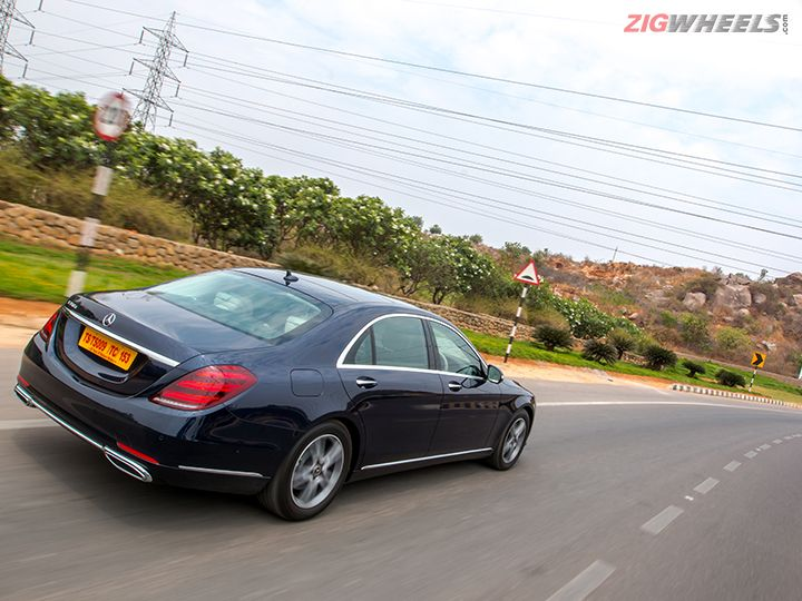 Mercedes-Benz S-Class Facelift Review