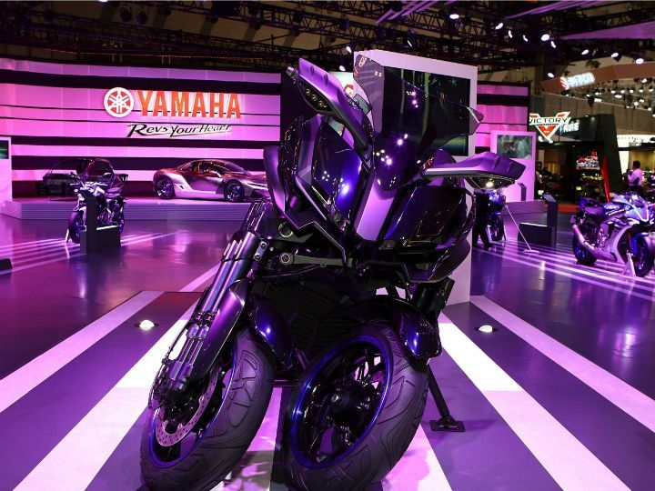 More Leaning Three-Wheelers From Yamaha?