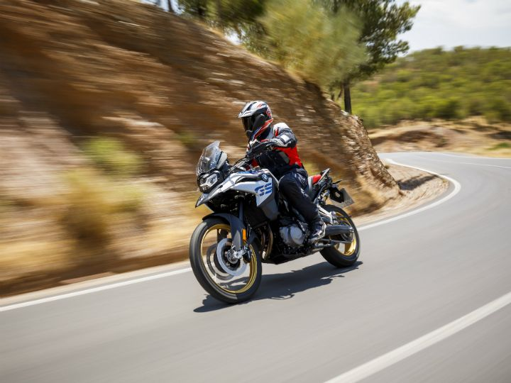 BMW Motorrad Introduces Safari Ride Experience