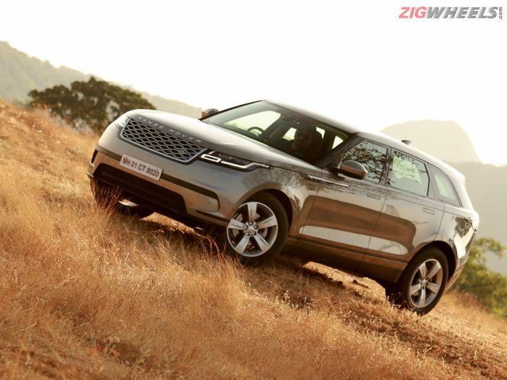 Range Rover Velar Review ZigWheels