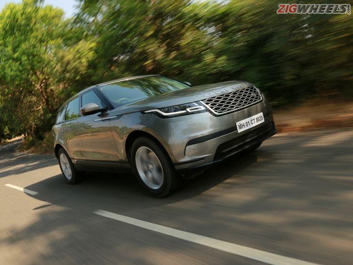 Range Rover Velar SE P250: Road Test Review - ZigWheels