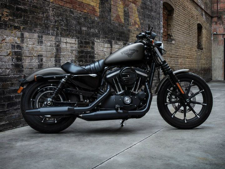 Harley-Davidson Buys Stake In Electric Startup