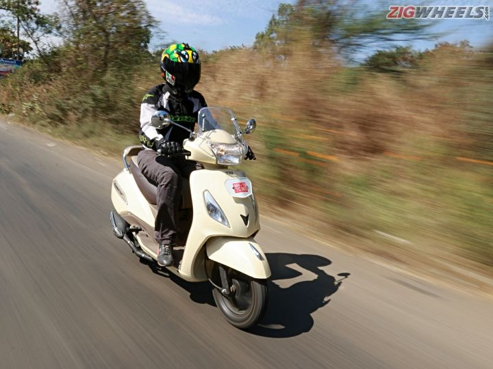 TVS Jupiter Classic Edition: Road Test Review