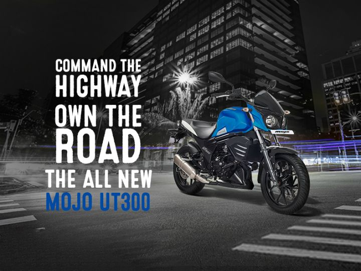 Mahindra Launches Cheaper Mojo UT 300