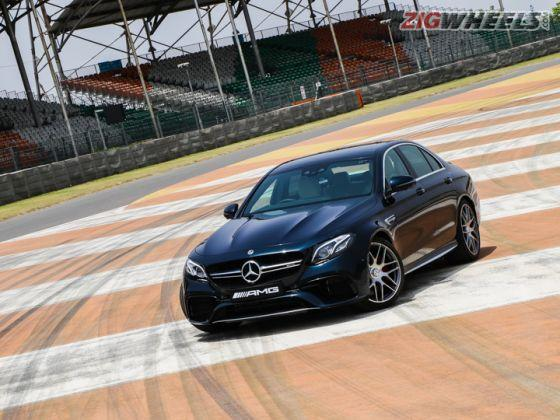 Mercedes-AMG E63 S: First Impressions