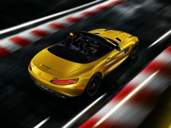 Mercedes-AMG GT S Roadster: The Much Wanted Middle Child Arrives