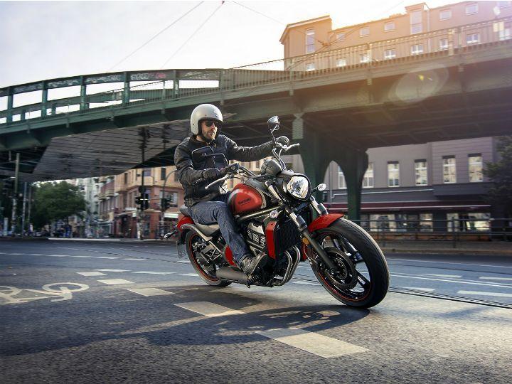 Kawasaki Introduces New Colour For Vulcan S