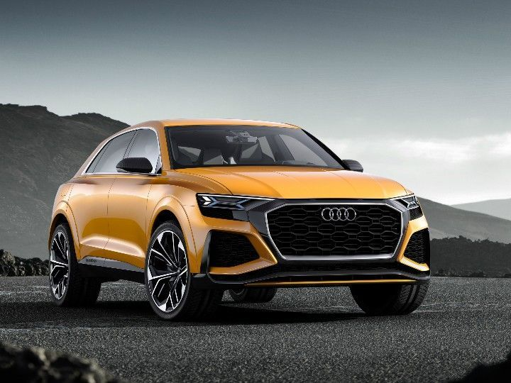 Upcoming Audi Q8 Looks Mean As Hell Zigwheels