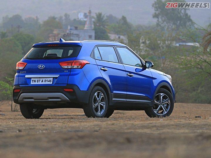 2018 Hyundai Creta Facelift Review Road Test Zigwheels