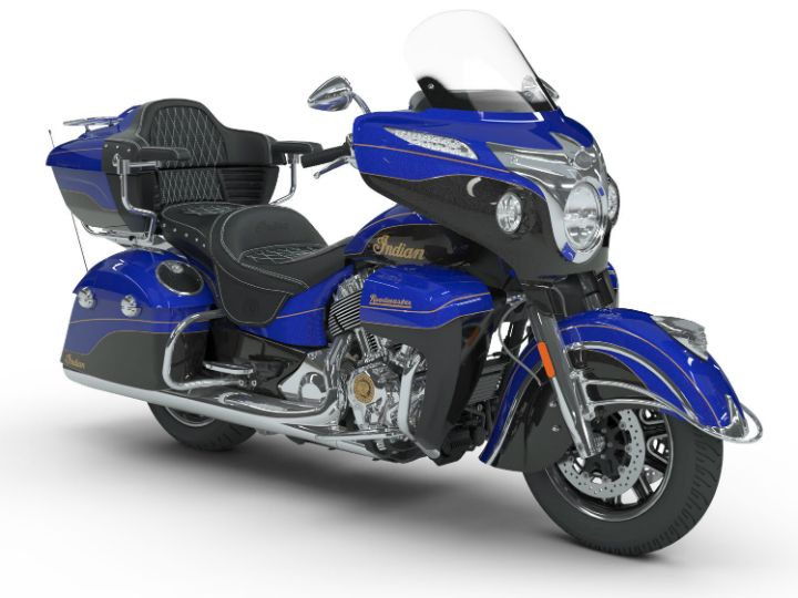 Indian Roadmaster Elite Launched