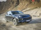 Porsche To Drive In New Cayenne Turbo In June 2018