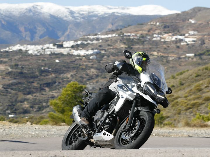 2018 Triumph Tiger 1200 Launched In India At Rs XX Lakh (Ex-showroom Delhi)
