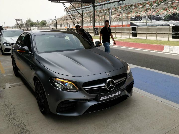 Mercedes-AMG E 63 S Launched In India