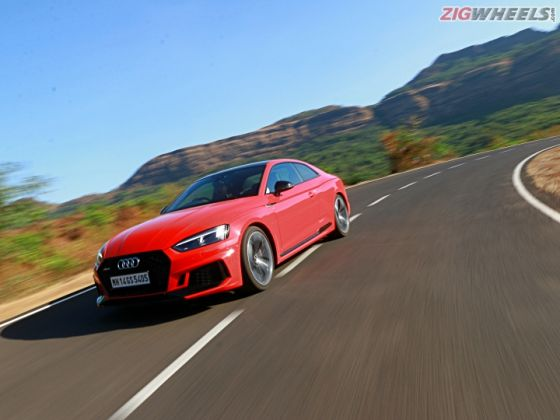2018 Audi RS5: Road Test Review