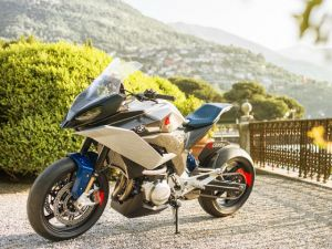 BMW Motorrad Unveils A Do-It-All Motorcycle, The Concept 9cento