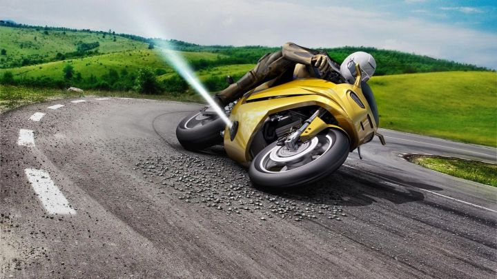 Bosch Wants To Put Rockets On Your Motorcycle…