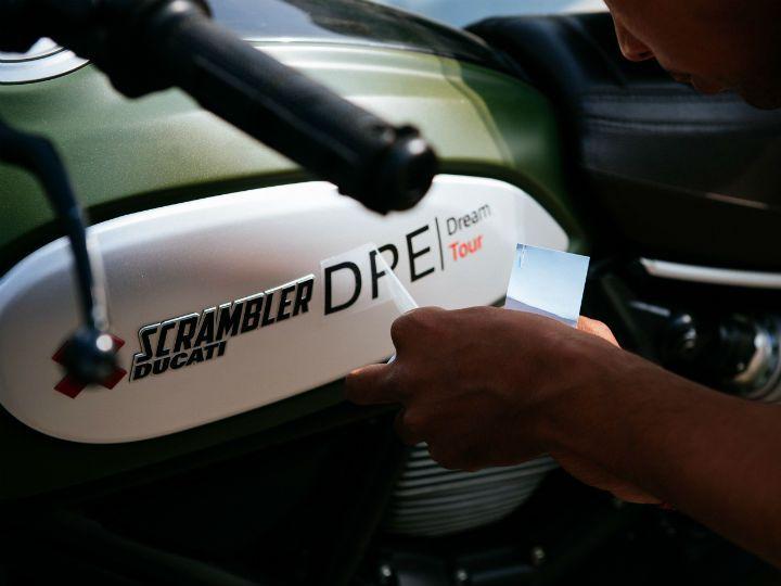 Ducati Riding Experience logo