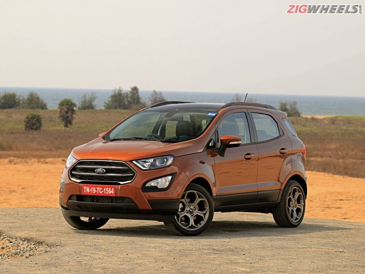 Ford EcoSport S 1.0 EcoBoost