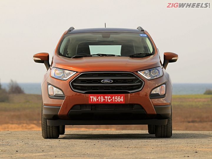 2018 Ford Ecosport S 1 0 Ecoboost First Drive Review Zigwheels