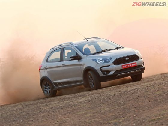 Ford Freestyle Petrol: Road Test Review