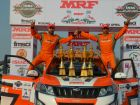 INRC 2018 Round 1: Gaurav Gill, Amittrajit Ghosh Secure 1-2 Finish For Team Mahindra Adventure