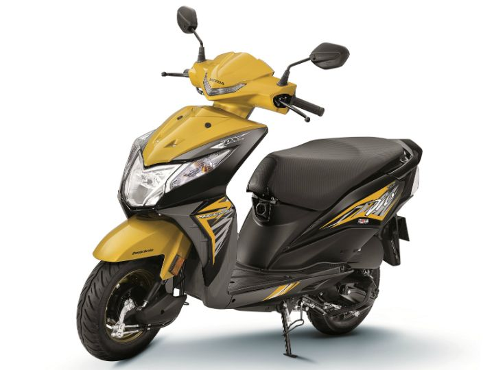 2018 Honda Dio: What's New?