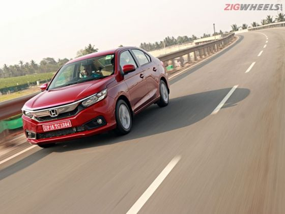 Opinion: Oh Honda, Why Won't You Let Me Buy An Amaze ZX