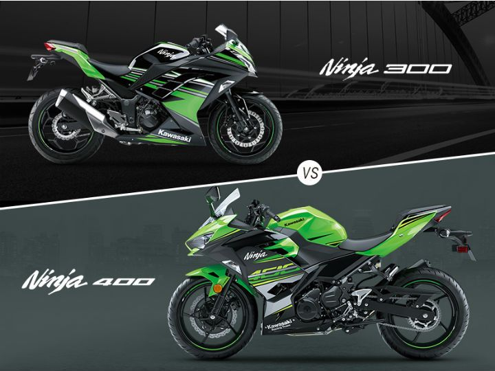 Kawasaki Ninja 400 Vs Ninja 300 All You Need To Know Zigwheels