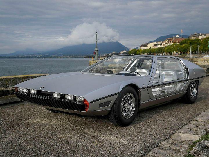 Iconic Lamborghini Concept Gets A New Lease Of Life Zigwheels
