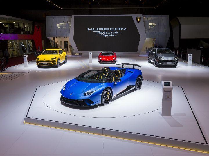 Lamborghini Skips Paris Motor Show