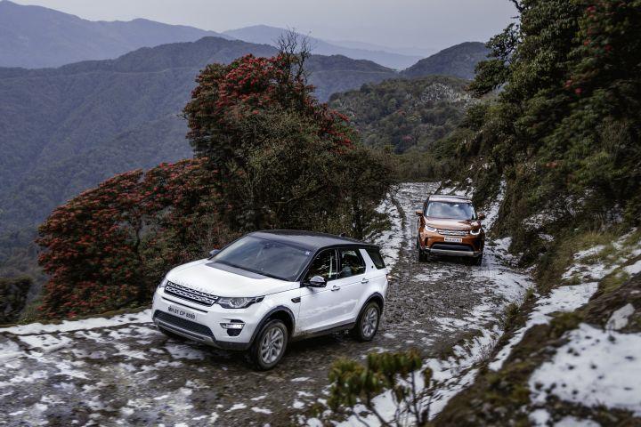 Land Rover 70th Birthday